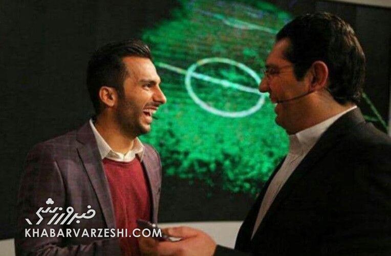 محمدرضا احمدی و محمدحسین میثاقی - فوتبال برتر