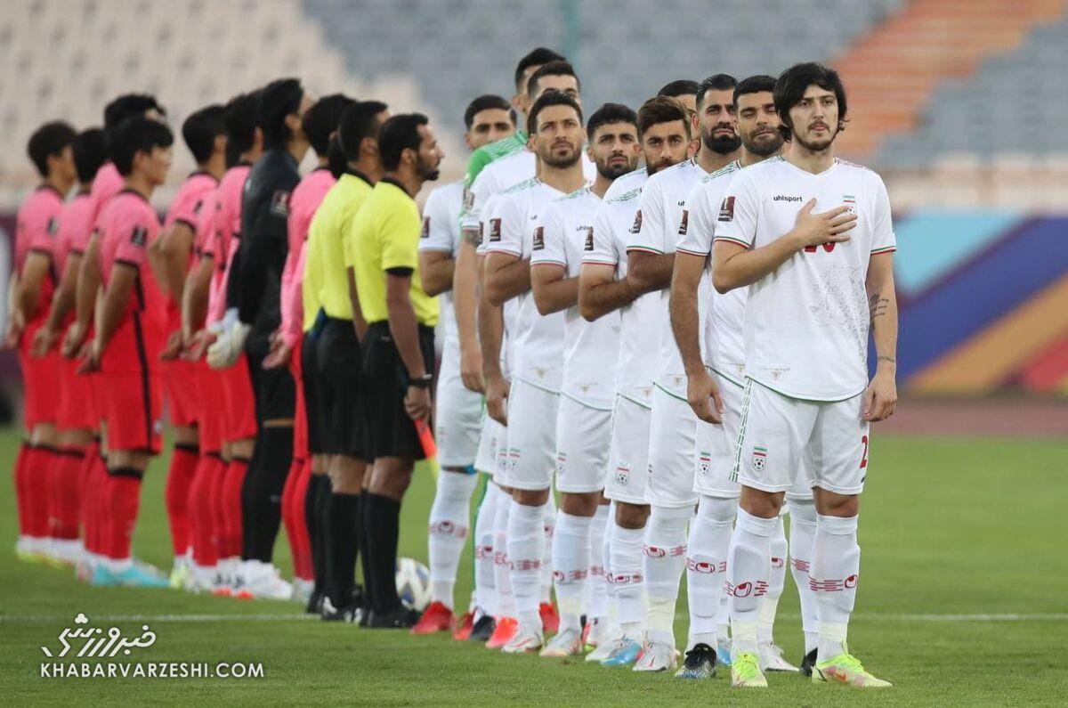 سرود ملی ایران؛ ایران - کرهجنوبی