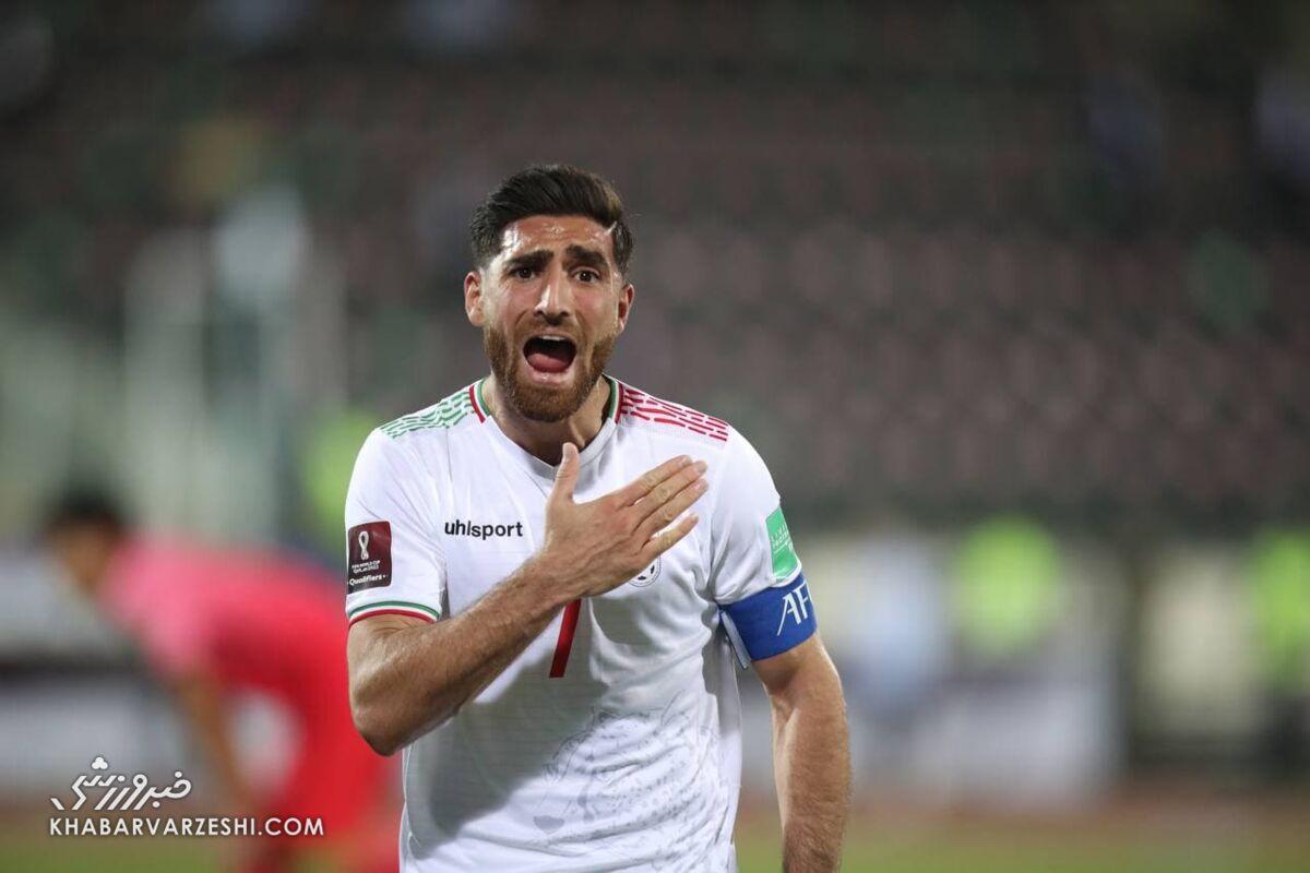 ۲ ستاره ایرانی در صدر برترین گلزنان انتخابی جام جهانی
