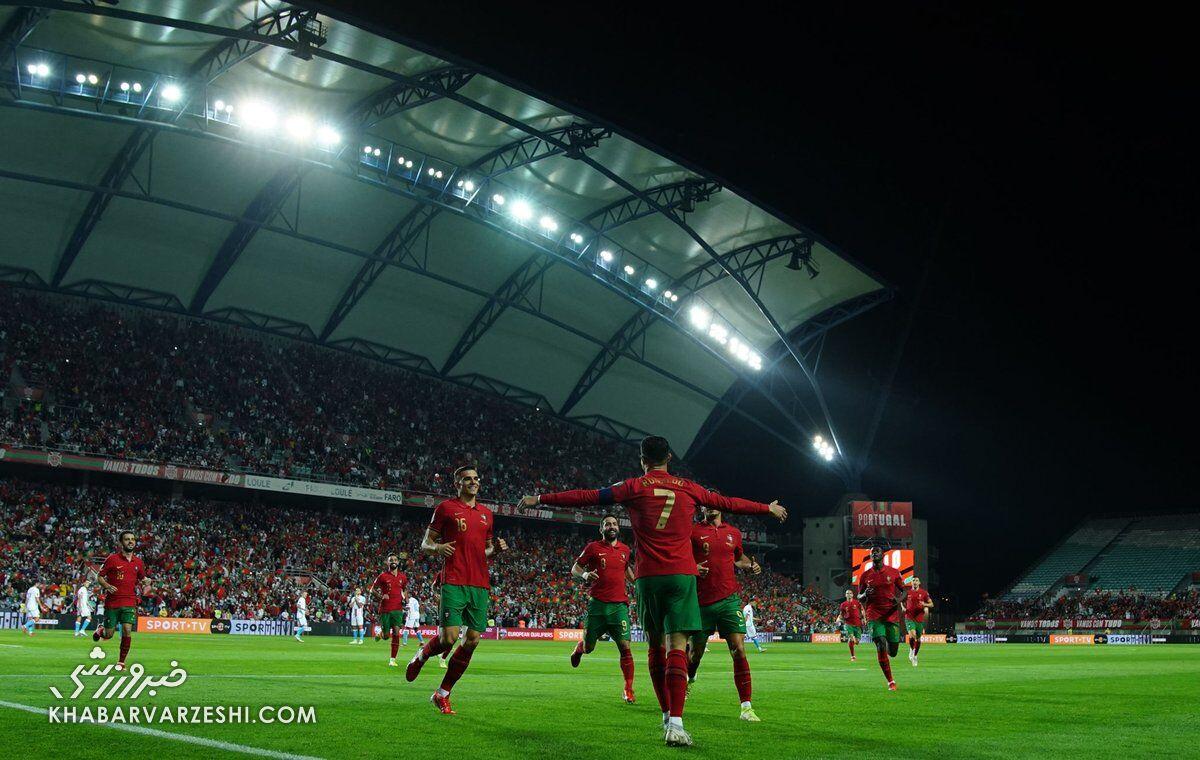 پرتغال - رونالدو