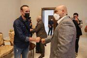 درخواست گل محمدی از پرسپولیسیها؛ واکنش در فضای مجازی و مصاحبه ممنوع!