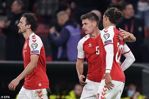 ویدیو| خلاصه بازی دانمارک ۱-۰ اتریش (صعود دانمارک به جام جهانی)