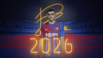 ستاره آیندهدار بارسلونا تمدید کرد