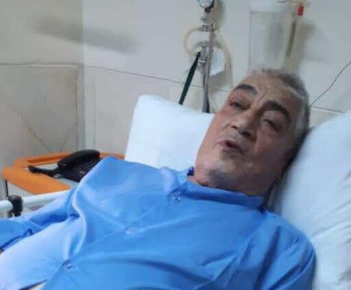 عکس| آخرین رقیب تختی در بیمارستان بستری شد/ تصویر آخرین رقابت با تختی