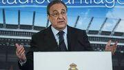 اقدام دولت اسپانیا علیه رئال مادرید و فلورنتینو پرس