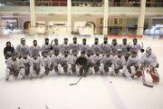 نایب قهرمانی تیم ملی زنان هاکی روی یخ
