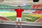 تقدیر ژاوی از هواداران پرسپولیس/ در دوران فوتبالم جوی مانند استادیوم آزادی ندیدهام