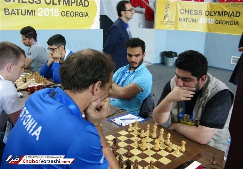 عملکرد خوب ایران در المپیاد جهانی شطرنج