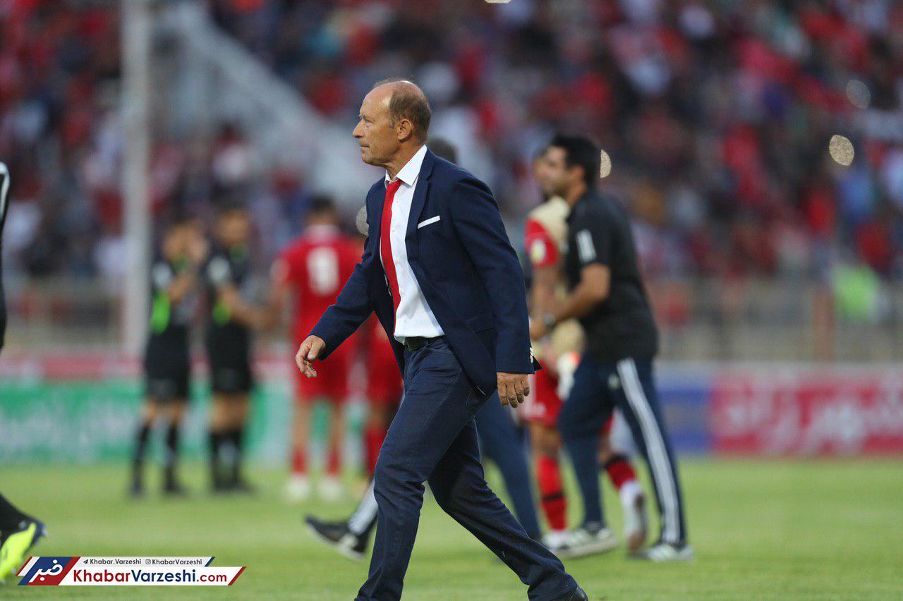 واکنش باشگاه پرسپولیس به پرداخت مطالبات کالدرون