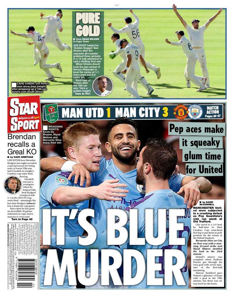 روزنامه استار| کشتارِ آبی