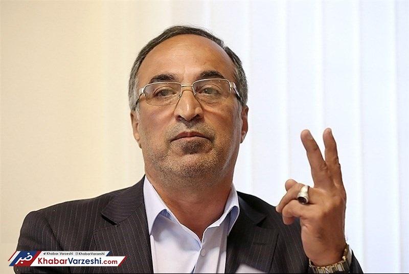 امیررضا واعظیآشتیانی: عمل رئیس هیئتمدیره استقلال مجرمانه بود