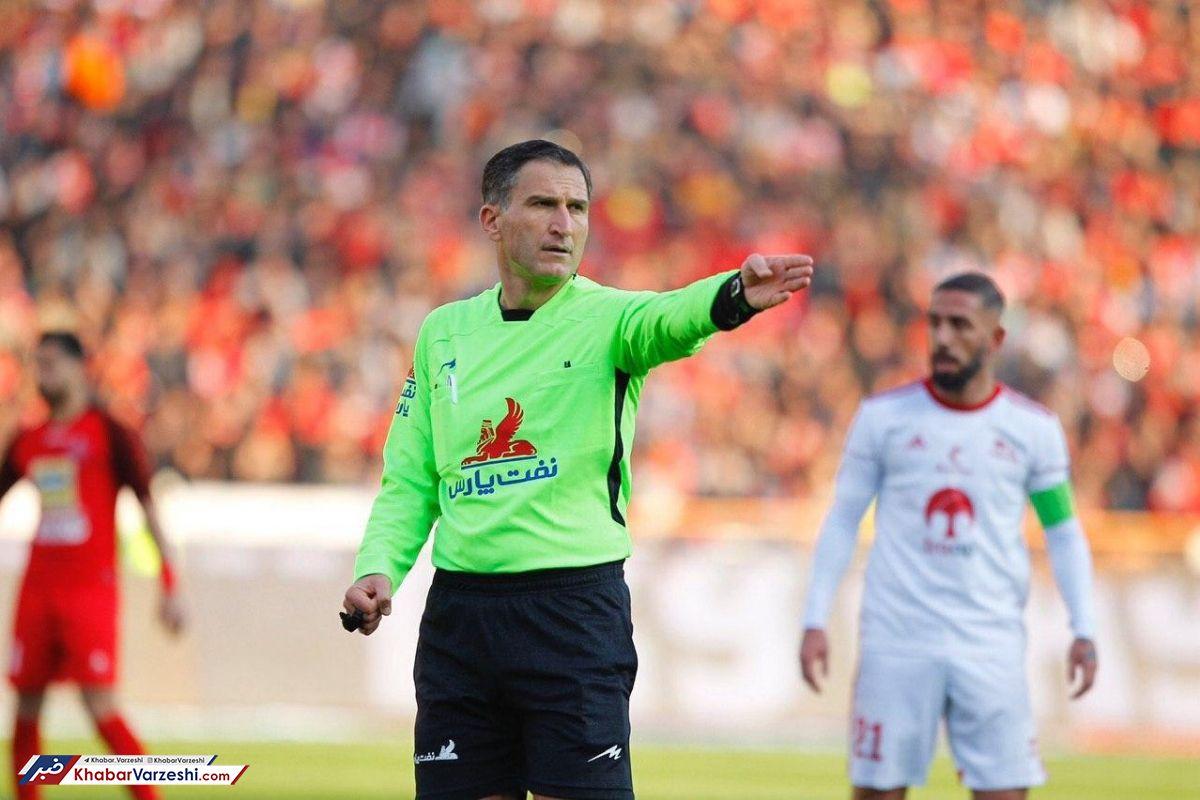 خشنترین و با اخلاقترین تیم ایرانی در هفته اول لیگ قهرمانان آسیا