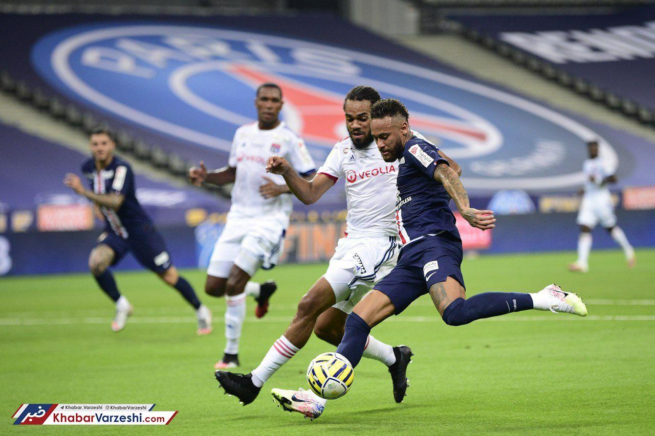 تکمیل پازل سهگانه پاریسیها در فرانسه با قهرمانی در جام اتحادیه