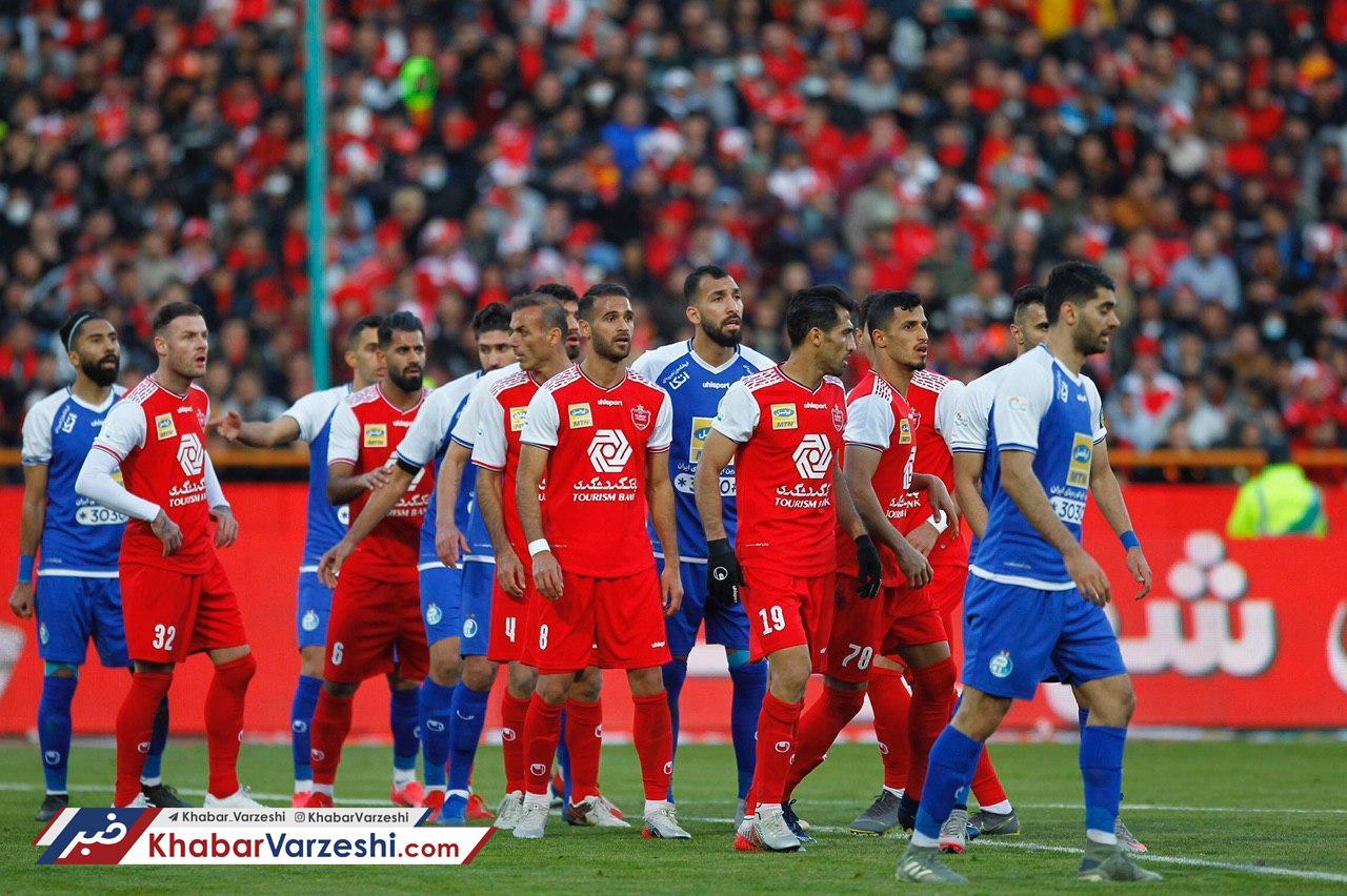 ماجراهای ۳۲ ساله استقلال با پرسپولیس در جام حذفی