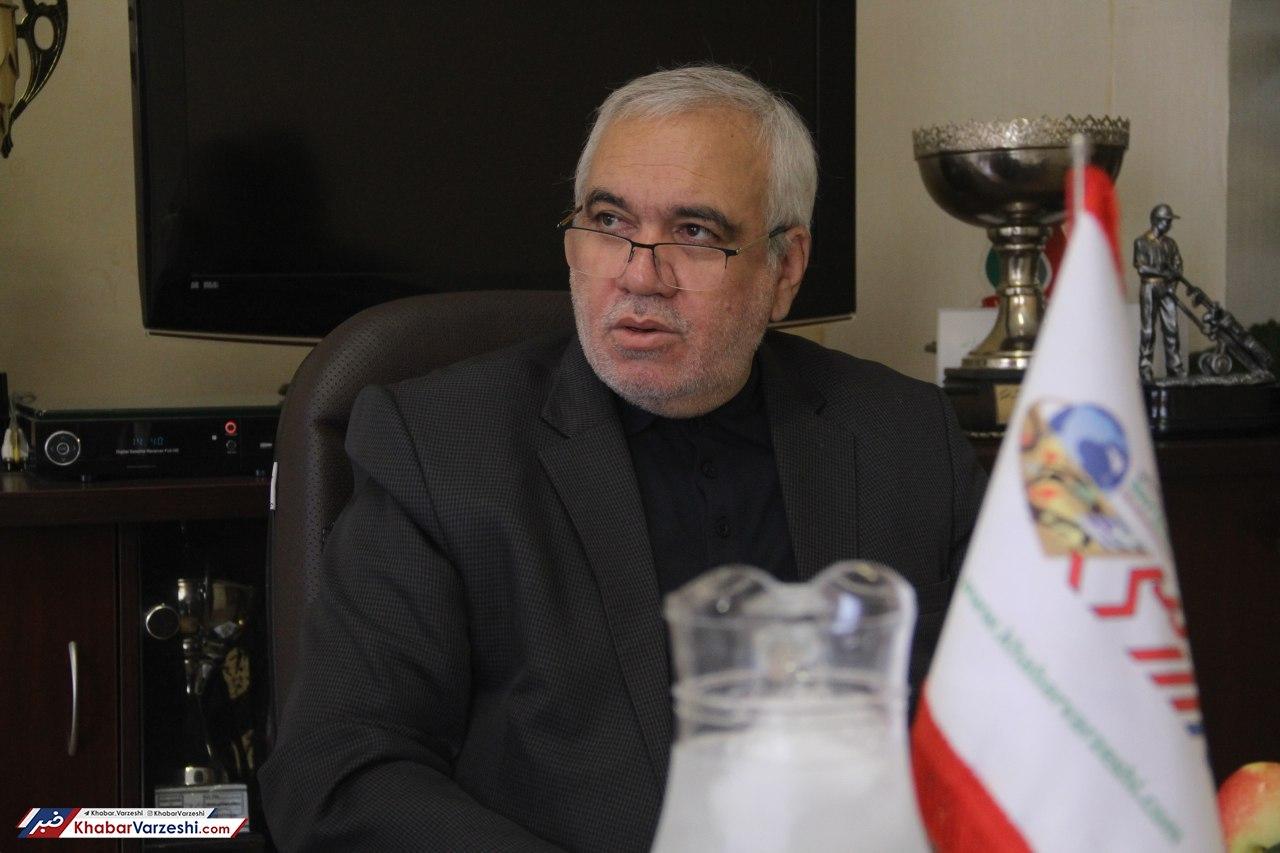 فتحاللهزاده: کسی در ایران نمیتواند مانع ثبت قرارداد استرا شود
