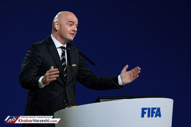 انتقاد رئیس فیفا از سری A؛ قهرمانی یوونتوس جذابیت دارد؟