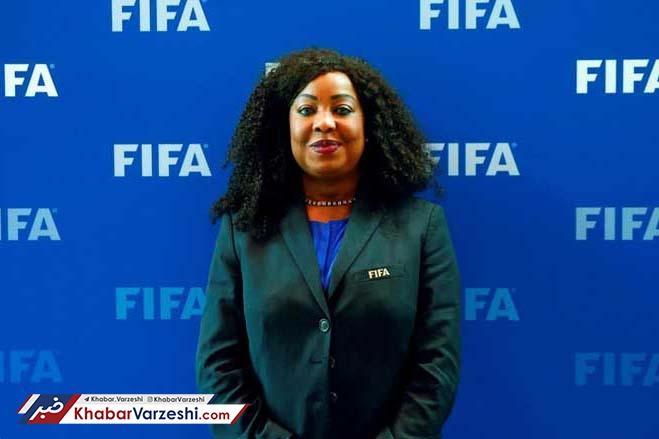 فدراسیون فوتبال دست به دامن فاطمه سامورا شد
