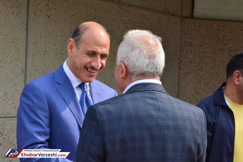 حمایت وزیر ورزش عراق از حریف استقلال