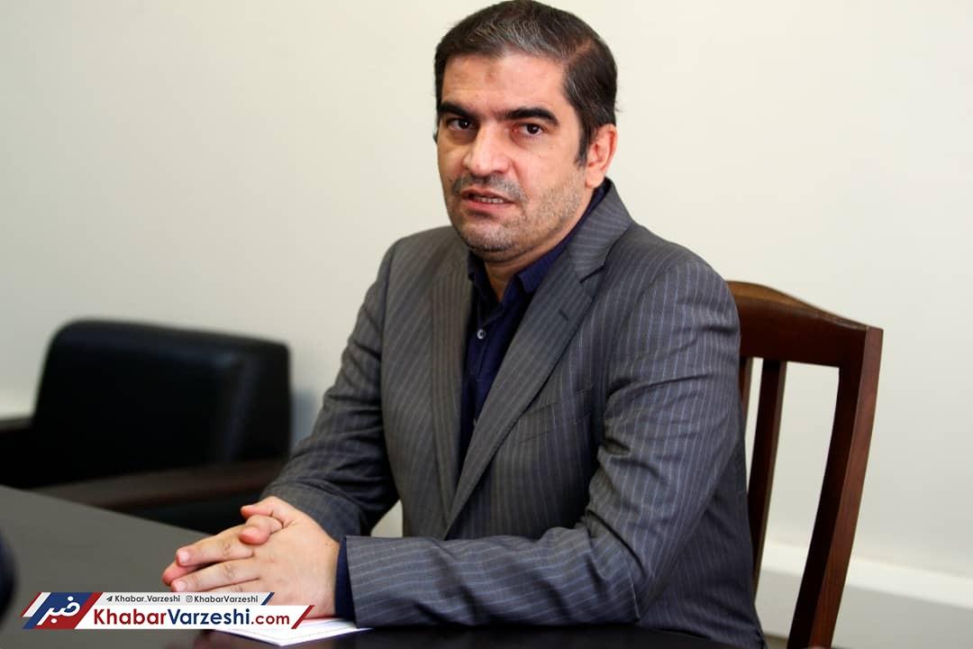 قاضی زاده: رابطه بین فدراسیون با فیفا و AFC قفل است