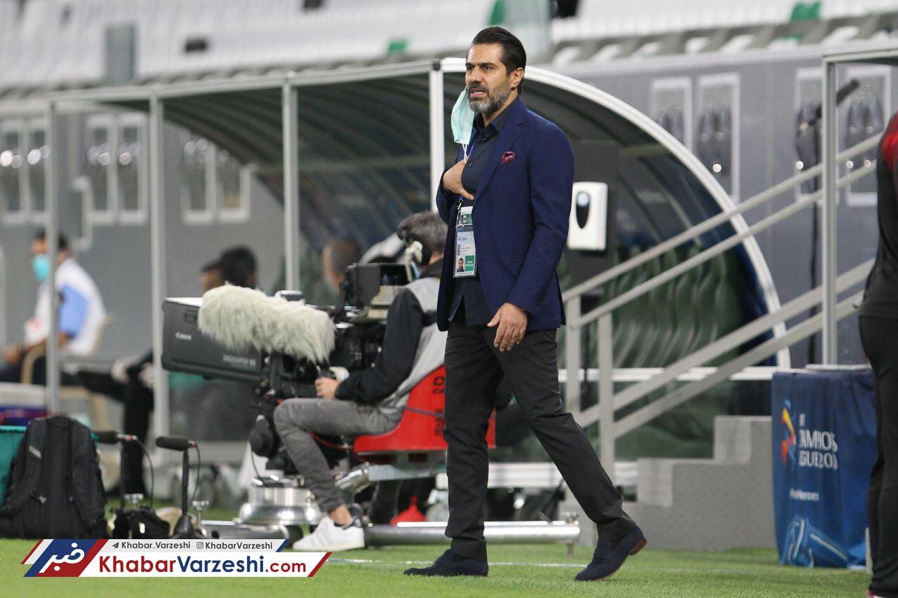 پیروانی: فوتبالی نباختیم، الدحیل با هدیه AFC برنده شد!