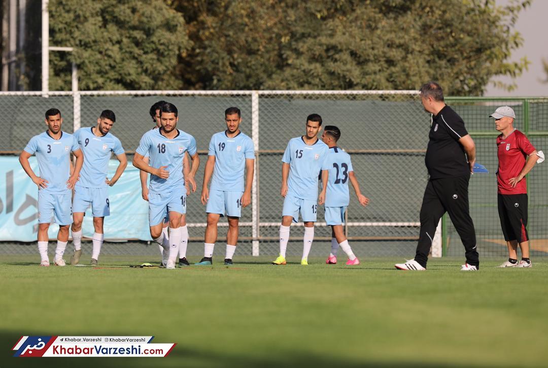 تركيب تيم ملى فوتبال مقابل ازبكستان؛ شجاع فیکس شد