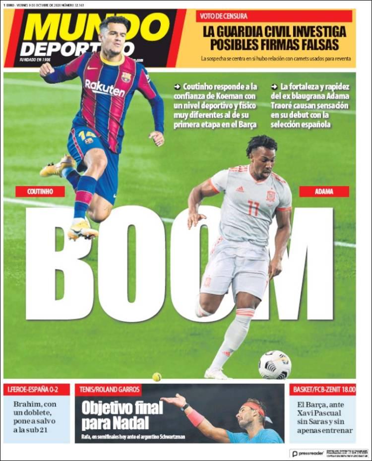 روزنامه موندو| بوم