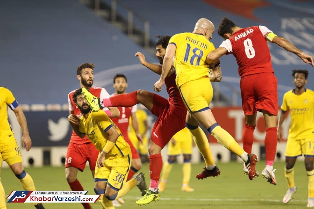 باشگاه النصر عربستان: به کاس شکایت میکنیم