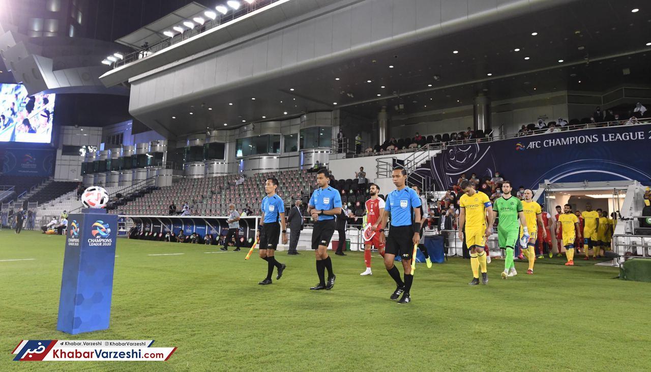 AFC اعتراض النصر را از لحاظ شکلی رد کرد