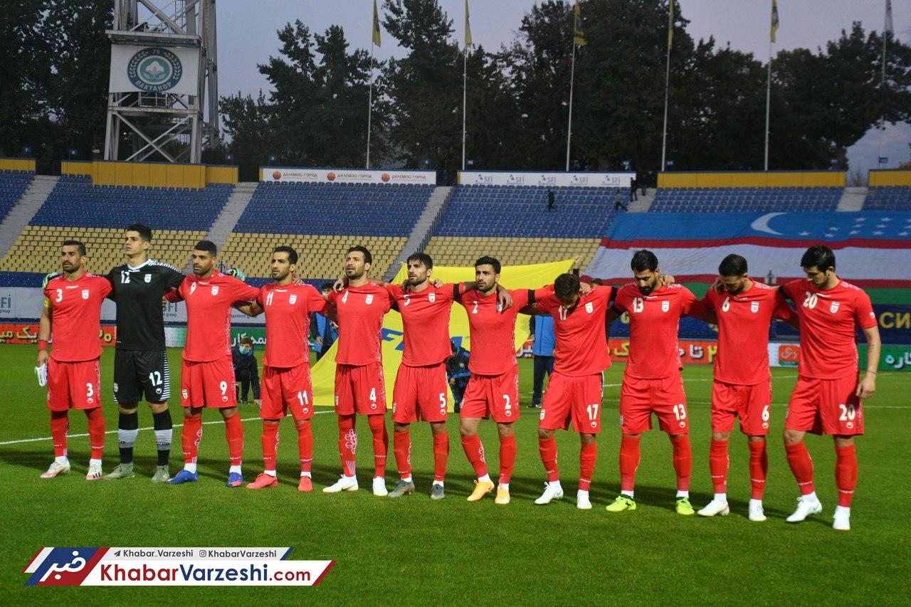 اطلاعیه فدراسیون فوتبال درباره دیدار ایران و مالی