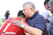 پروین: به سروش گفتم شماره ۷ مبارکت باشه
