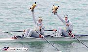 دختران نقرهای روئینگ: ۲ مدال گرفتیم با یک پاداش