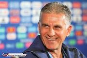 کیروش: اطلاعات جام جهانی برای ما خیلی مهم است