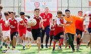 مرتساکر: بدون پرداخت هزینه فوتبالیست شدم