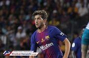 روبرتو: باید شرایط بارسلونا را تغییر دهیم
