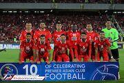 AFC: پرسپولیس برای اولین بار به فینال آسیا رسید