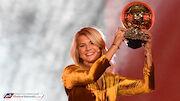 آدا هگربرگ: هنوز بردن توپ طلا را باور نکردم!