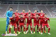 بررسی ترکیب تیم ملی در بازی با قطر