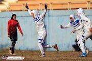 دختران ملوان جور تیم مردان را میکشند