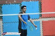 صعود نماینده گیلان به فینال لیگ برتر بدمینتون