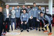 پرسپولیس به قطر رسید