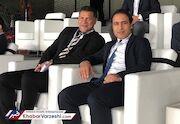 پیشنهاد جالب موشک هامبورگ به رئیس AFC