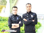 دو داور هرمزگانى در لیگ دسته اول فوتبال کشور