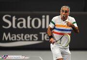بهرامی: با مشت و لگد از تنیس بیرونم کردند، اما کم نیاوردم
