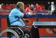 نایبقهرمانی قم در لیگ تنیس رویمیز معلولین کشور