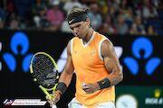 صعود نادال به نیمه نهایی تنیس اپن استرالیا