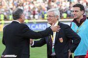 پدر فوتبال مدرن ایتالیا رخ به رخ با کارلوس کی روش