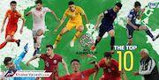عکس  بیرانوند جزو 10 بازیکن برتر مرحله یک هشتم نهایی جام ملتهای آسیا