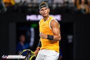 نادال راهی فینال تنیس اپن استرالیا شد