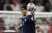 بیرانوند عامل پخش زنده فوتبال ایران در لندن شد!