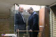 دیدار تاج و وزیر ورزش؛ یک روز قبل از بازی ایران و ژاپن